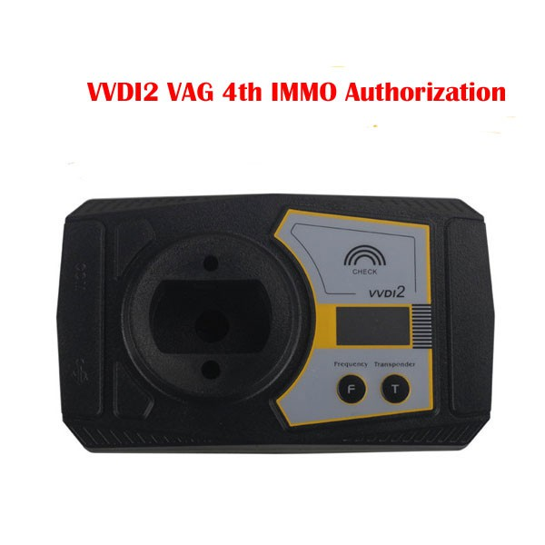 Xhorse VVDI2 VAG VW Audi 4th IMMO Authorization Service