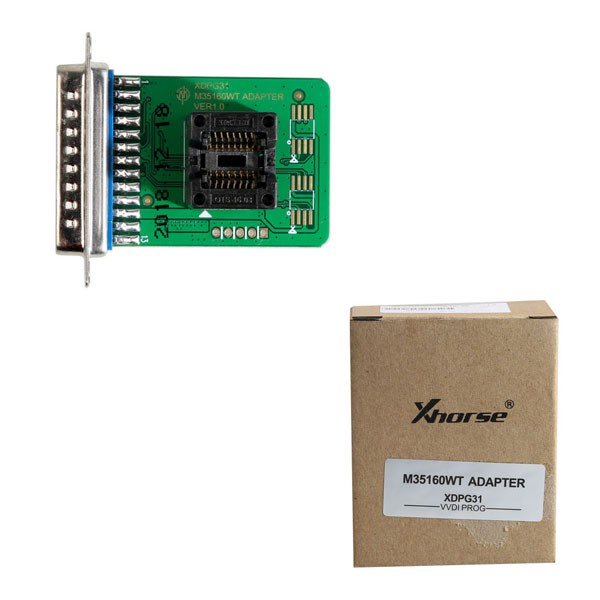 (Stop production-pls buy Item No. SA1864) Xhorse M35160WT XDPG31CH Adapter for VVDI Prog Programmer