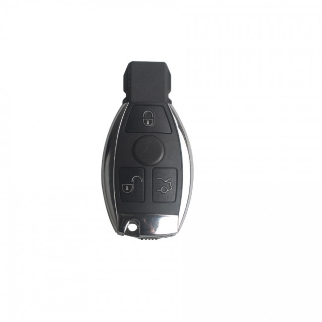 Benz Waterproof remote shell 3 Buttons 433mhz for 2005-2008 Models