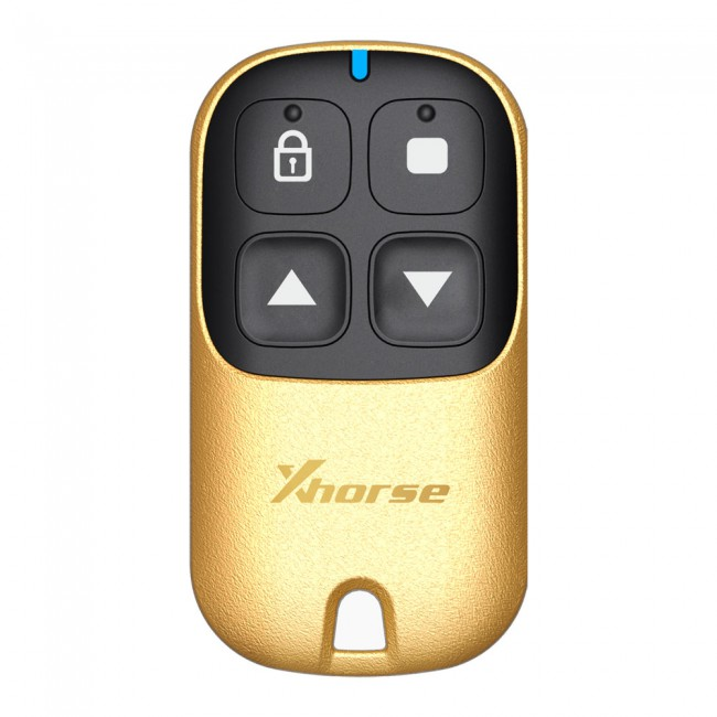 Xhorse XKXH05EN VVDI Golden Type Wired Garage Remote 1 pc