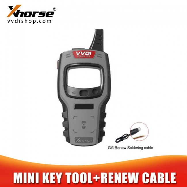 (Ship from UK/US) Xhorse VVDI Mini Key Tool Global Version Free Shipping [Send Renew Cable]
