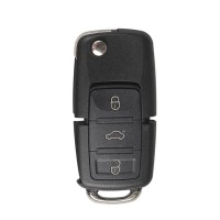 Pre order XHORSE Volkswagen 786 B5 Style Special Remote Key 3 Buttons for VVDI Mini Key Tool 5 pcs/lot