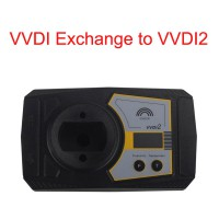 VVDI Exchange to VVDI2 Service