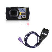 Xhorse VVDI2 Full Version Key Programmer + VAG OBD Helper Cable for 4th IMMO Data Calculation