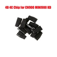 Original D-80 4D 4C Copy Chip for Tango, KD, VVDI Mini Key Tool, VVDI Key Tool 5pcs/set