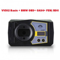 Xhorse VVDI2 Basic Version + BMW OBD +CAS4+FEM/BDC All BMW Authorizations DHL Free Shipping
