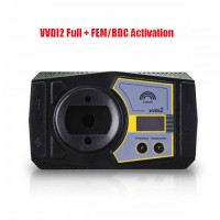 Xhorse VVDI2 Full Version Plus BMW FEM/BDC Software Activation Free Shipping
