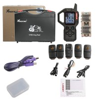 Xhorse VVDI Key Tool Remote Generator English Versions NA/EU Buy SK203-B2D Instead