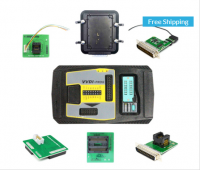Xhorse VVDI Prog Programmer with 6 Adapters Kit Free Shipping