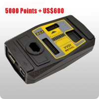 Xhorse VVDI MB Promotion $600 Exchange VVDI MB BGA Tool with 5000 Bonus Points