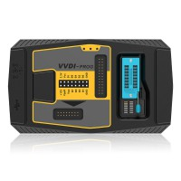 [US/UK/EU/RU/CZ Ship] V5.0.2 Original Xhorse VVDI PROG VVDI-Prog ECU Programmer Frequently Free Update