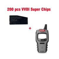 200 Pcs Xhorse XT27 VVDI Super Chips Send A Free VVDI Mini Key Tool