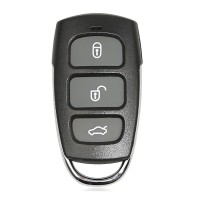 XHORSE XKHY04EN Universal Wire Remote Key Fob 3+1 Button English Version for VVDI MINI Key Tool VVDI2 5Pcs/Lot