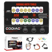 (Ship from UK) GODIAG GT100 AUTO TOOLS OBD II Break Out Box ECU Connector