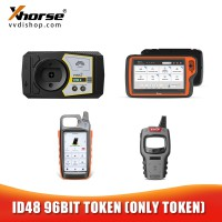 1 Token for VVDI2, VVDI Key Tool, Mini Key Tool, Key Tool Max and Key Tool Plus 96 bit ID48 Copy