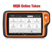 Xhorse MQB Online Immo Data Calculation Token for VVDI Key Tool Plus Supports MQB49 Remote
