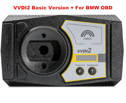 Xhorse VVDI2 Key Programmer Basic Version + BMW OBD Function = SV86-D