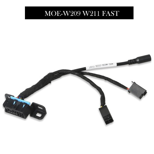 MOE W202 W208 W210 W220 W215 W230 W169 W639 W203 W906 W209 W211 FAST Cables for VVDI MB (choose the cable you need)