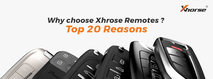 why-choose-xhorse-remote